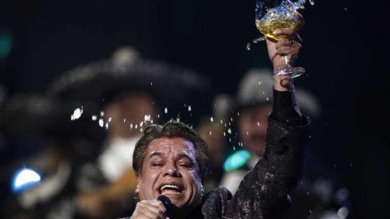 Mexican Pop Music Icon Juan Gabriel Dies at 66