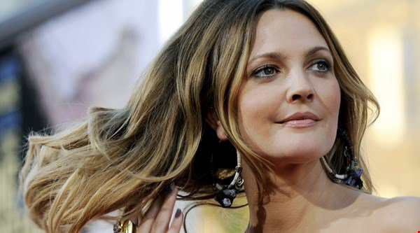 Drew Barrymore shares sweaty selfie on Instagram