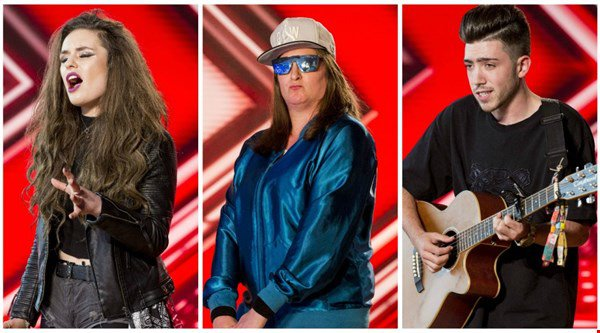 The X Factor kicks off with a bang, but who managed to make it through the auditions?