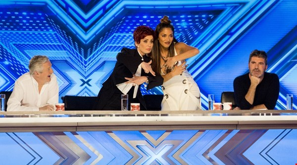 500,000 viewers desert X Factor as second episode audience falls to 6.3m
