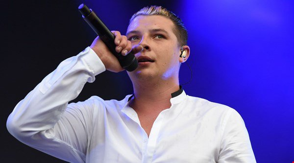 John Newman hopes his brain tumour battle inspires cancer sufferers