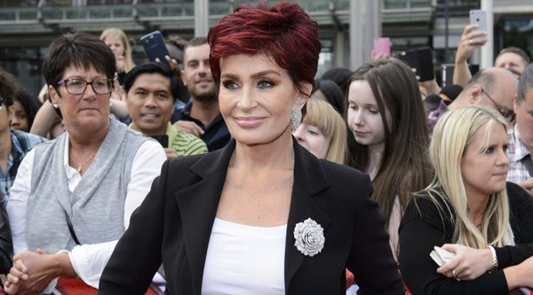 Sharon Osbourne says she voted for Brexit because the UK 'has too many people'