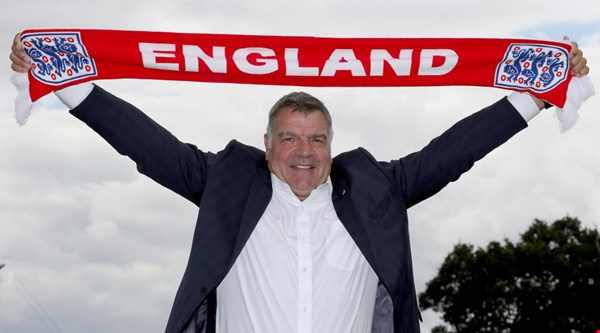 England fans are pretty chuffed to see West Ham's Michail Antonio in Sam Allardyce's first squad