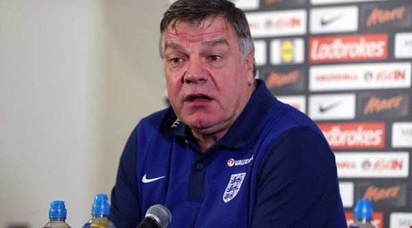 Sam Allardyce has sent a message to the media to tell them what he expects from them