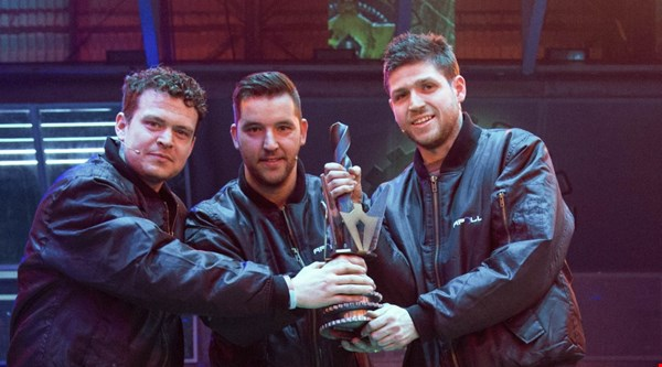 Robot Wars winners don't get chance to celebrate success