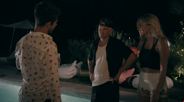 The drama between Frankie and Jamie shows no sign of slowing down on Made In Chelsea: South Of France