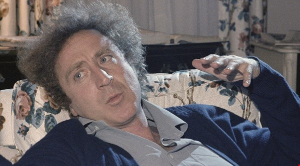 Gene Wilder unsure of his comic talent despite series of stellar roles