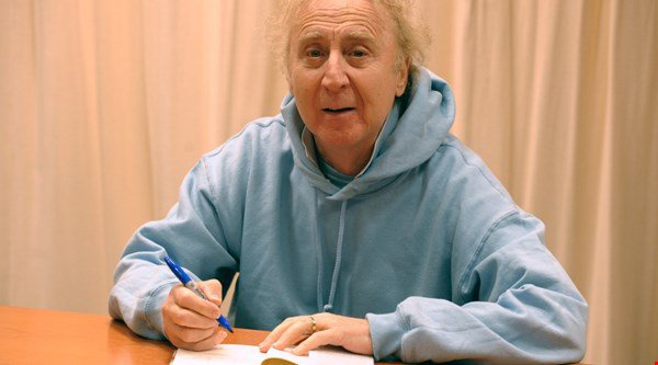 Gene Wilder 'the father figure of our family', says Veruca Salt actress