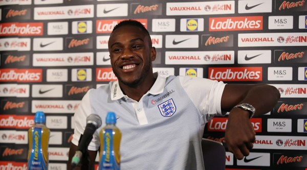 The West Ham physio struggled to convince Michail Antonio that his England call-up was real