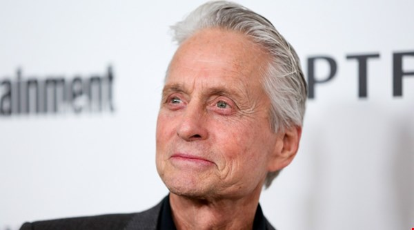 Michael Douglas to give glimpse of his career in theatre chat with Jonathan Ross