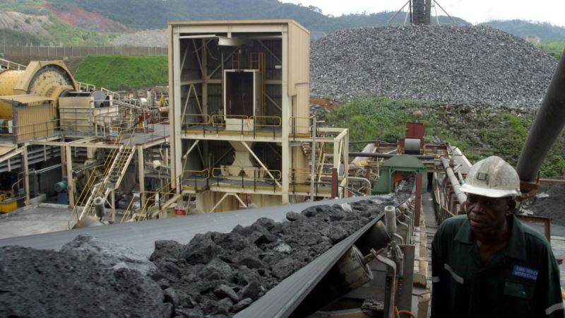 Mothballed Ghana Gold Mine Reveals Risk of Reliance on Minerals