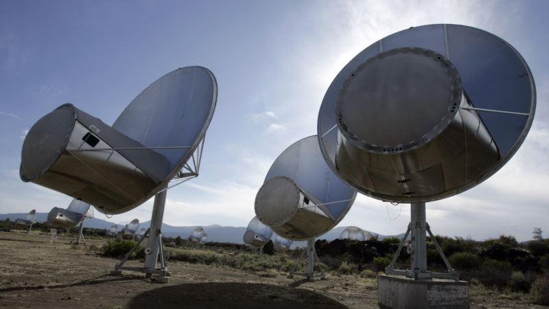 What Was That? California Astronomers Give Odd Radio Signal Another Look