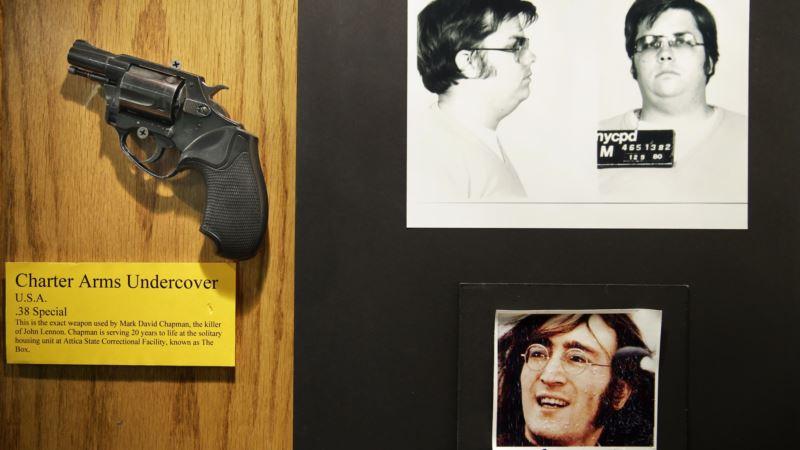 Music Legend Lennon's Killer Again Denied Parole