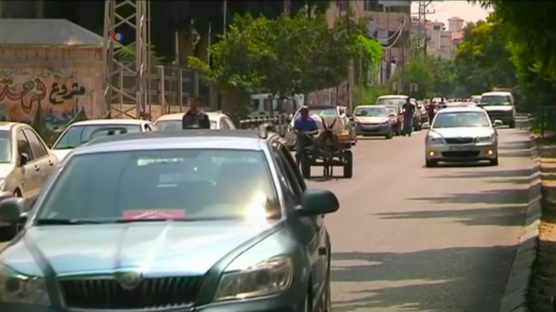 In Gaza: Using The sun to Solve Fuel Shortages
