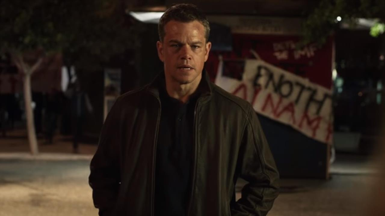 Jason Bourne in 3D is making Chinese audiences sick