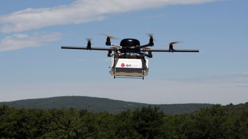600,000 Commercial Drones Could Fill US Skies in the Next Year