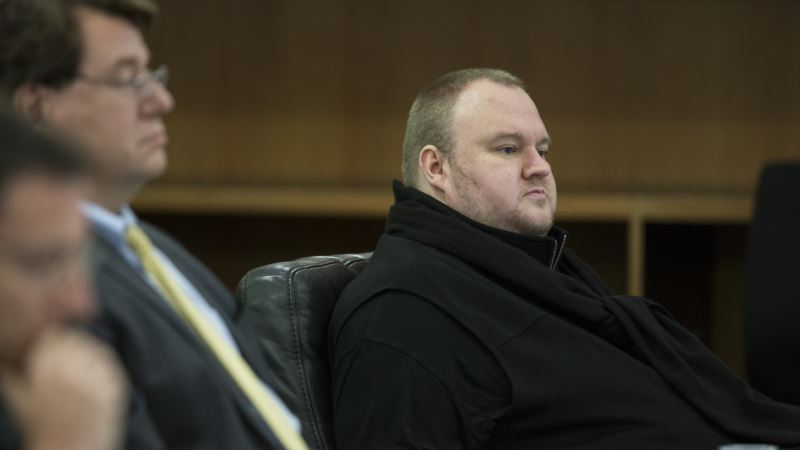 Kim Dotcom Wins Right to 'Broadcast' Extradition Appeal