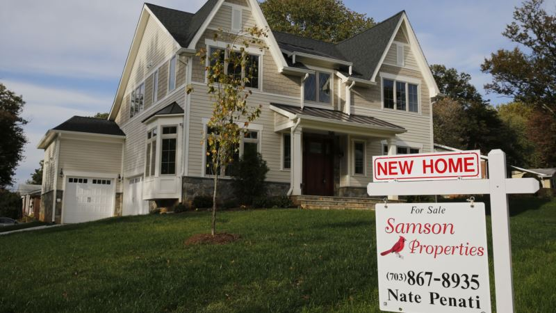 US Home Prices Rise in June at Slowest Pace in 10 Months