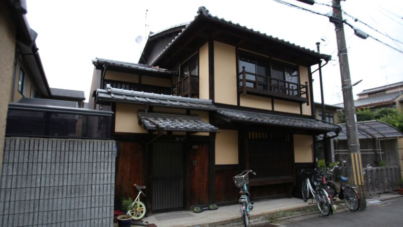 Old Machiya Houses in Kyoto Given New Lease of Life by Niche Loans