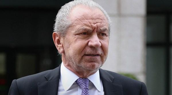 Lord Sugar among celebrities lamenting Great British Bake Off poaching