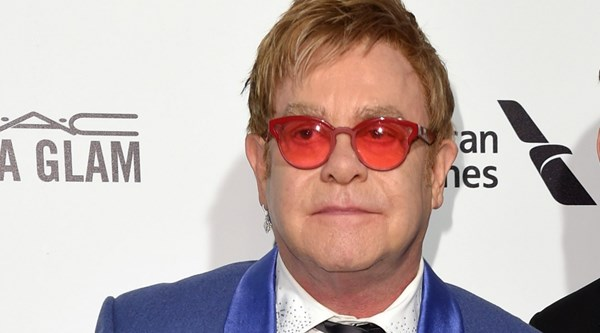 A is for Aids: Elton John launches literacy alphabet campaign