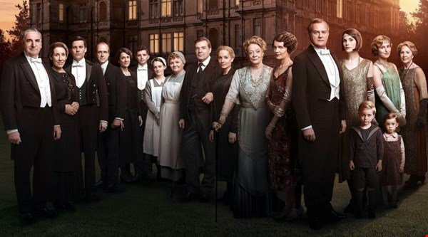 Downton Abbey in running for best drama at TV Choice Awards