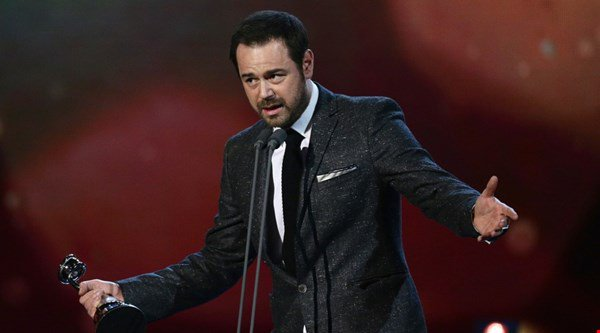 Danny Dyer counts sheep before his wedding