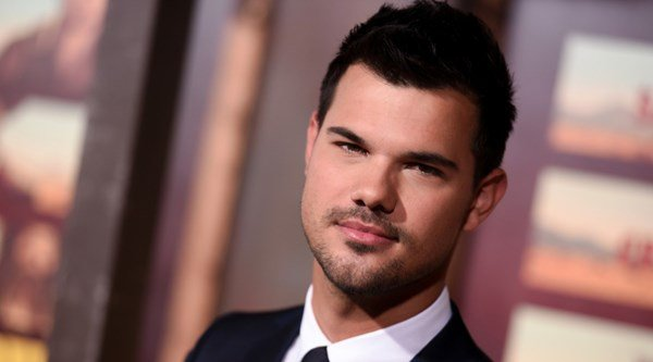 Just what as Taylor Lautner done to his hair for Scream Queens?!