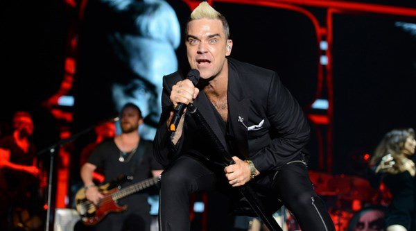 Robbie Williams announces new album