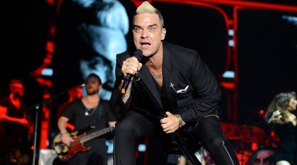 Robbie Williams announces new album