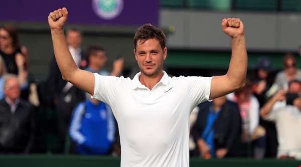 Baby conceived during Wimbledon dream come true for tennis player Marcus Willis