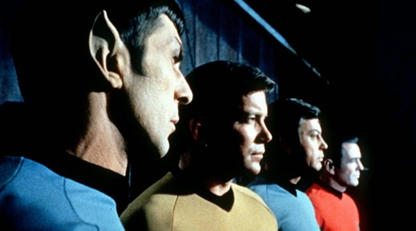 Fans wish happy birthday to Star Trek: 'The world's best-looking 50-year-old'