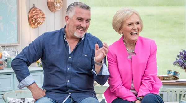 Now that's a showstopper! The Great British Bake Off ends deal with BBC