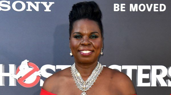 Leslie Jones is back on Twitter following website hacking