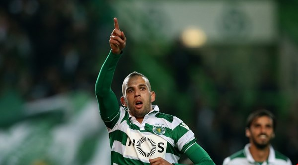 Leicester City break their transfer record for the third time this summer as Islam Slimani joins