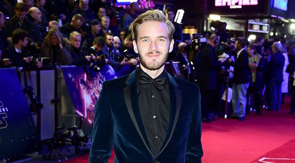 YouTube star PewDiePie back on Twitter after Islamic State 'joke'