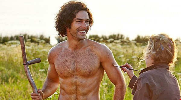 Sad news for Poldark fans! Aidan Turner 'fighting' to keep his shirt on in the second series