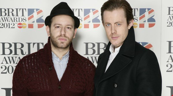 Mobo Awards shows Blind Faith in Chase & Status