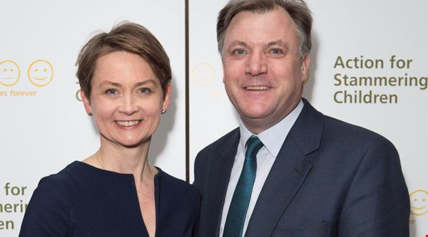 Can Ed Balls do a romantic rumba? Wife Yvette Cooper doesn't think so