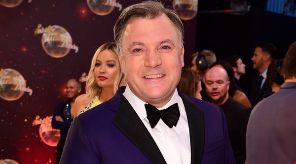 No glitter and sparkles for me, vows Strictly's Ed Balls