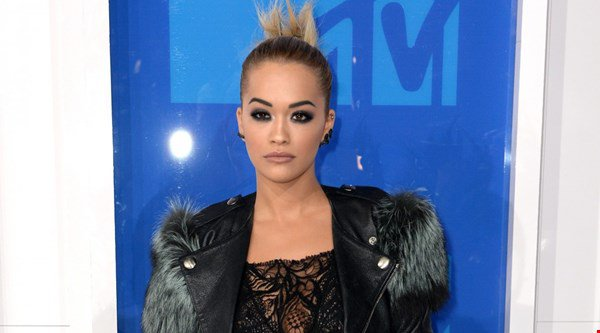 Rita Ora is to perform at the Vatican in front of Pope Francis and she has called it 'massive'