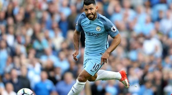 Tough luck if you've got Sergio Aguero in your fantasy football team…