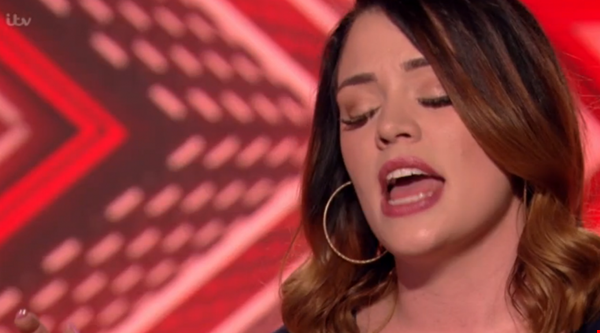 X Factor: There was a lot of love for returning hopeful Janet Grogan