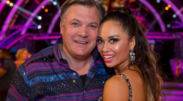 Ed Balls goes pale at thought of fake tan for Strictly Come Dancing