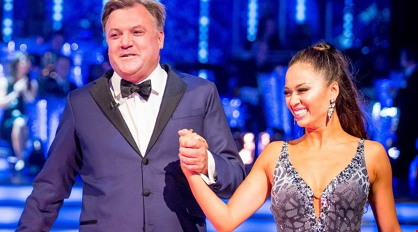 Strictly 2016 hits the dance floor and it's all about Ed Balls