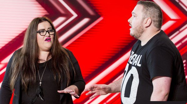 Twitter fans eating their words after Sex On Fire couple kill it on X Factor