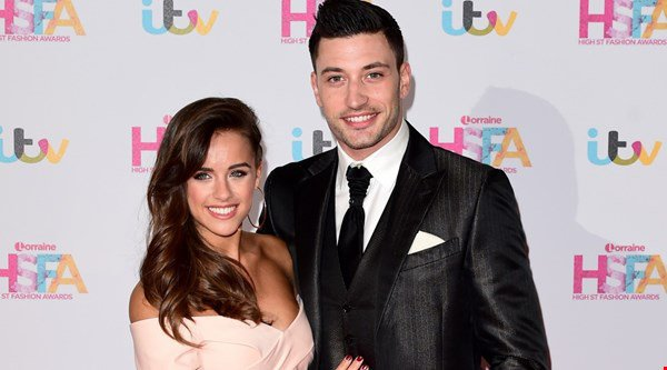 Georgia May Foote snubs 'fear' rumours over ex-boyfriend Giovanni Pernice being paired with Laura Whitmore on Strictly