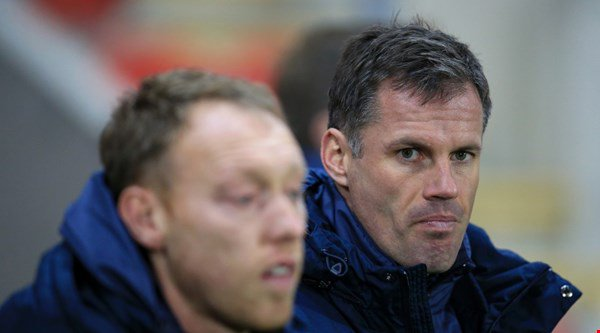 Have you been following the Jamie Carragher v Mario Balotelli beef on Twitter?