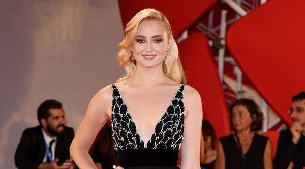 Venice Film Festival: Game Of Thrones star Sophie Turner sizzles, and Gemma Arterton braves super-risque dress