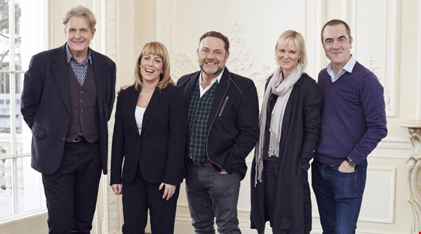 We all feel like we've been reunited with an old friend as Cold Feet returns